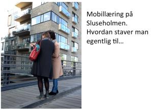 Sluseholmen mobillæring